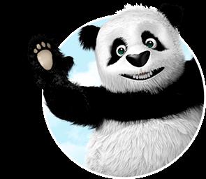 Animated PNG in de vorm van het logodier van TinyPNG.